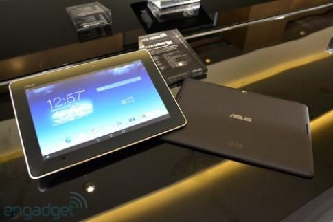 Tablet Android với pin 10 tiếng của Asus