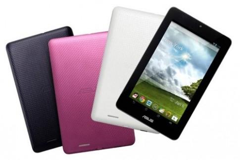 Tablet Asus dùng chip bốn lõi giá hơn 3 triệu đồng
