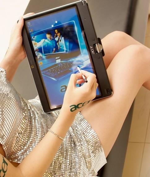 Tablet của Acer sẽ chạy Android 3.0 khi ra mắt