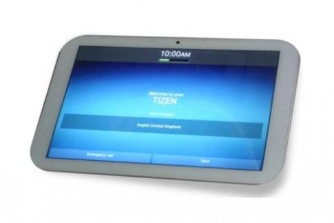 Tablet đầu tiên chạy hệ điều hành Tizen
