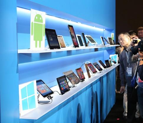 Tablet dùng chip Intel giá 100 USD sẽ ra mắt vào cuối năm