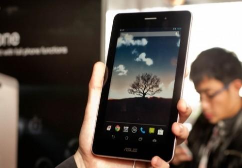 Tablet gọi điện FonePad có thể được lên camera 5 'chấm'