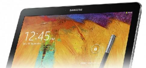 Tablet nét hơn chuẩn Full HD của Samsung ra mắt năm sau