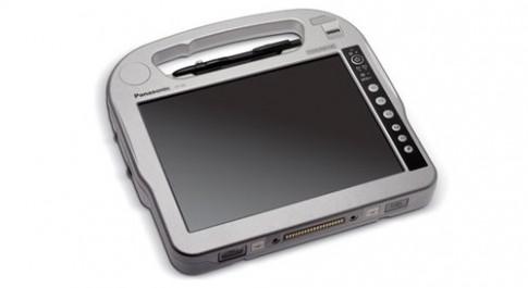 Tablet siêu bền của Panasonic giá hơn 70 triệu đồng