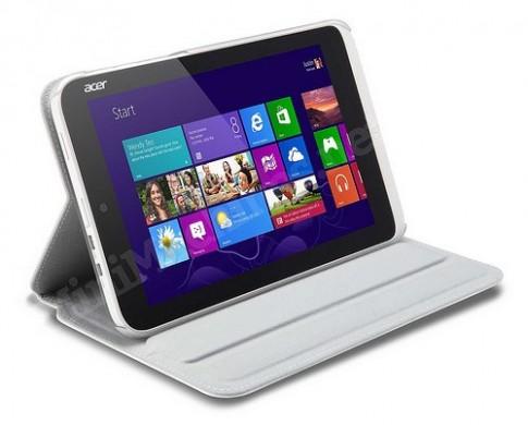 Tablet Windows 8 màn hình 8 inch của Acer lộ diện