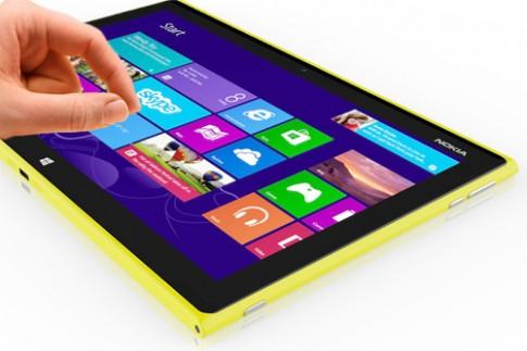 Tablet Windows của Nokia có thiết kế giống điện thoại Lumia