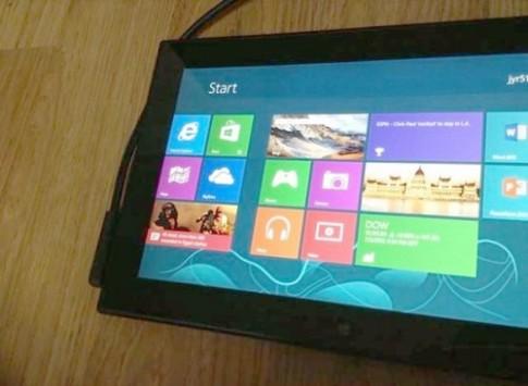 Tablet Windows của Nokia dùng chip Snapdragon 800 bốn lõi