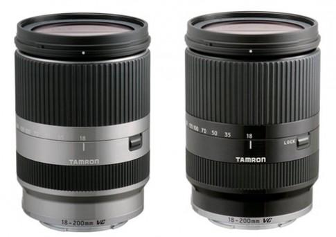 Tamron ra ống zoom đa dụng cho máy Sony NEX