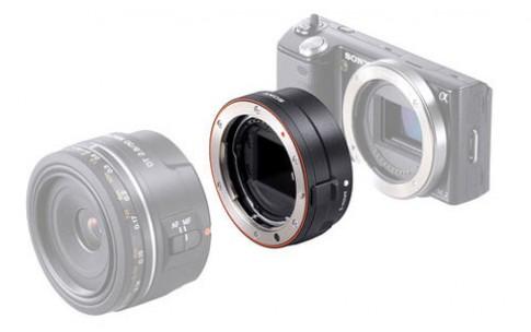Tận dụng ống kính máy phim cho DSLR