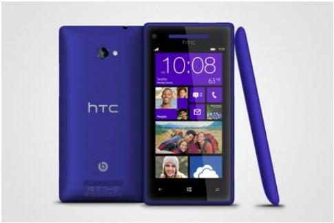 Tận hưởng âm thanh Beats Solo cùng HTC 8X