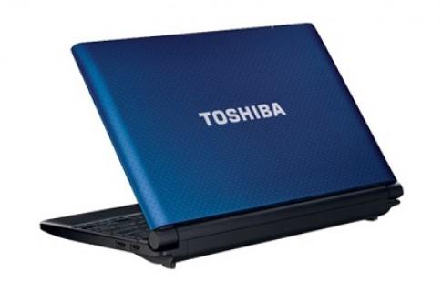 Tặng ổ cứng 320 GB khi mua laptop Toshiba