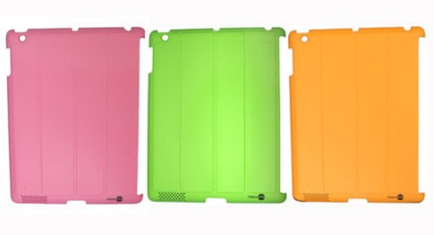 Tặng phụ kiện sành điệu cho iPad 2