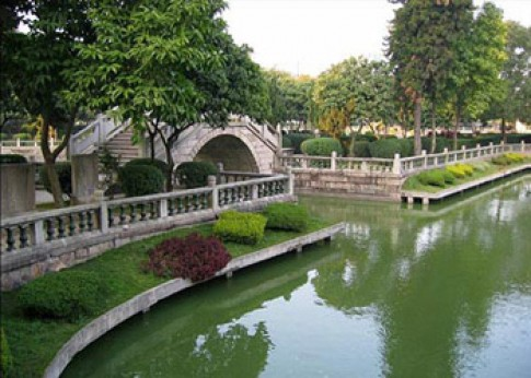 Tạo phong cách với vườn Trung Hoa