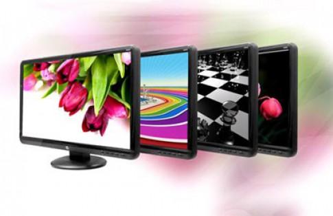 Thế hệ màn hình vi tính LCD mới của HP
