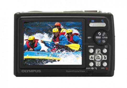 Thêm mẫu máy ảnh siêu bền Olympus
