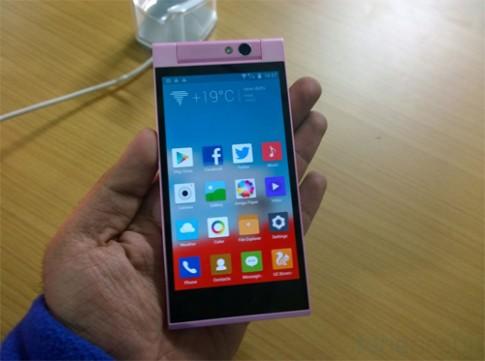 Thêm một smartphone có camera xoay giống Oppo N1