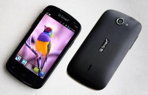 Thêm một smartphone của Q mobile