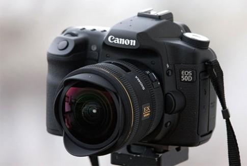 Thị trường máy ảnh DSLR cũ sôi động