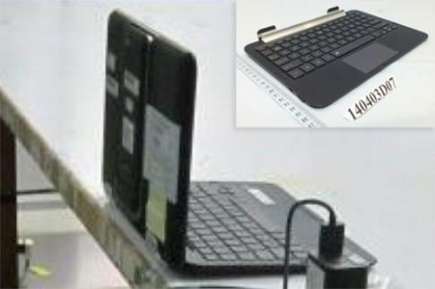 Thiết bị lai cả smartphone, laptop và tablet của Asus lộ diện