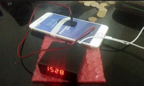 Thiết bị phá được mật khẩu khoá iPhone
