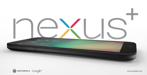Thiết kế concept điện thoại Google Nexus thế hệ mới