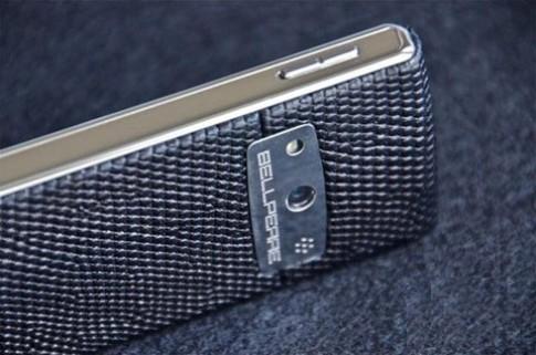Thiết kế đẹp của điện thoại cao cấp Bellperre 316L