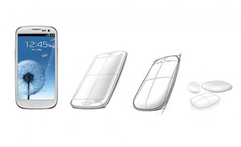 Thiết kế và camera - 'vũ khí tối thượng' của Galaxy S III