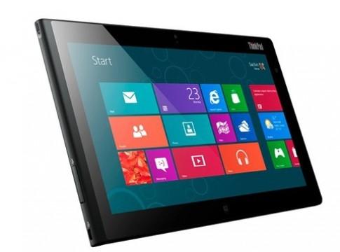 ThinkPad Tablet 2 có giá từ 13,5 triệu đồng