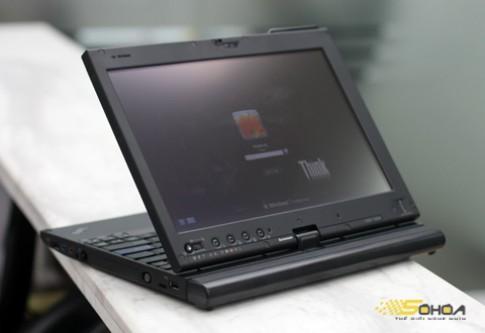 ThinkPad X201t màn hình xoay cảm ứng