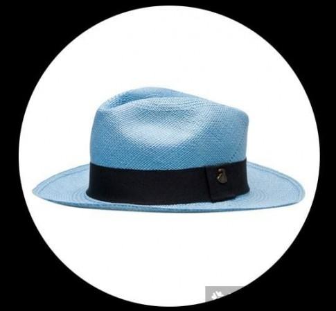 Thời trang mũ cho các chàng mùa hè