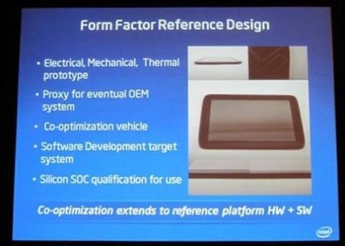 Thông tin chip Atom mới của Intel bị rò rỉ