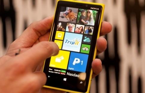 Thử độ bền Lumia 920 qua màn thả rơi