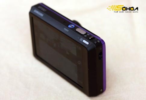 Thử máy ảnh hai màn hình của Samsung