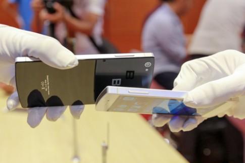 Thử nghiệm công nghệ truyền dữ liệu nhanh trên Bphone