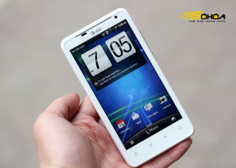 Thu nghiem pin HTC Vivid