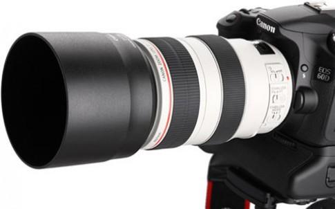 Thử ống kính Canon EF 70-300mm mới