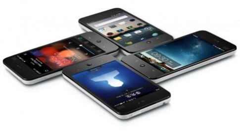Thử pin smartphone 4 nhân Meizu MX
