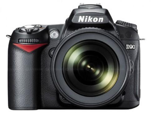 Thử quay phim bằng Nikon D90