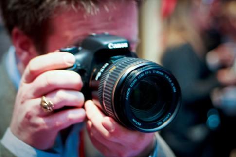 Thực tế Canon EOS 550D
