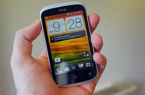 Thực tế HTC Desire C giá rẻ
