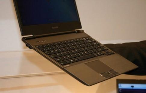 Thực tế ultrabook của Toshiba và Acer