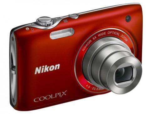 Tiện dụng với Coolpix S3100 giá rẻ của Nikon
