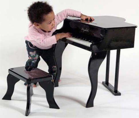 Tiếp xúc âm nhạc sớm giúp tăng cường trí não