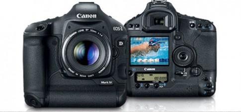 Tiết lộ ảnh chụp bằng Canon 1D Mark IV