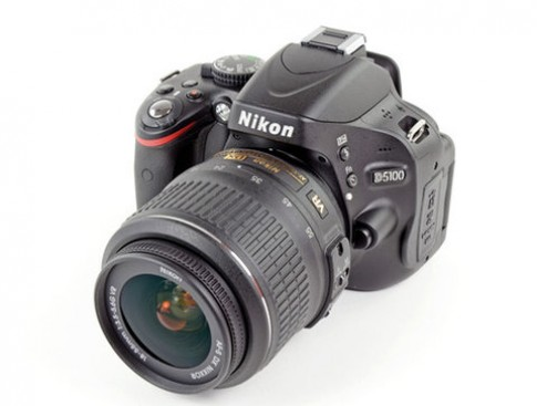 Tìm hiểu linh kiện bên trong Nikon D5100