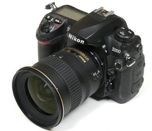 Tìm ống góc rộng cho DSLR Nikon