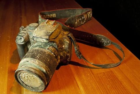 Tìm thấy máy ảnh bị mất nhờ Google