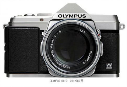 Tin đồn máy MFT phong cách retro của Olympus