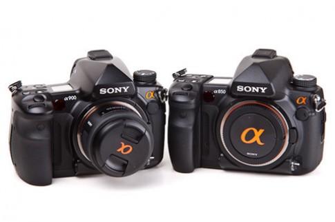 Tin đồn Sony A900 có bản thay thế mang tên A99