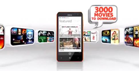 Tính năng giải trí thú vị của Nokia Lumia 625